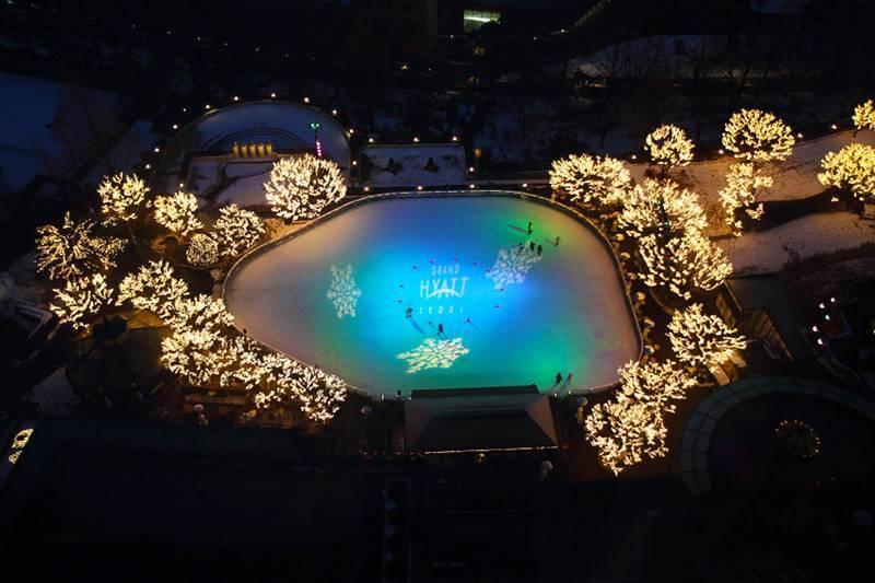 DMC's ice rink