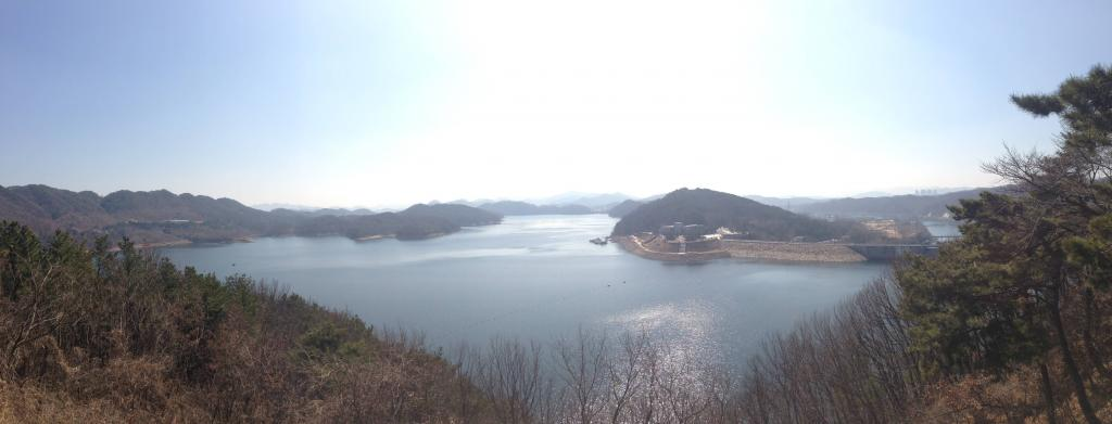 Map of Daechung Lake 대청호 in Daejeon - Trazy, Your Travel ...