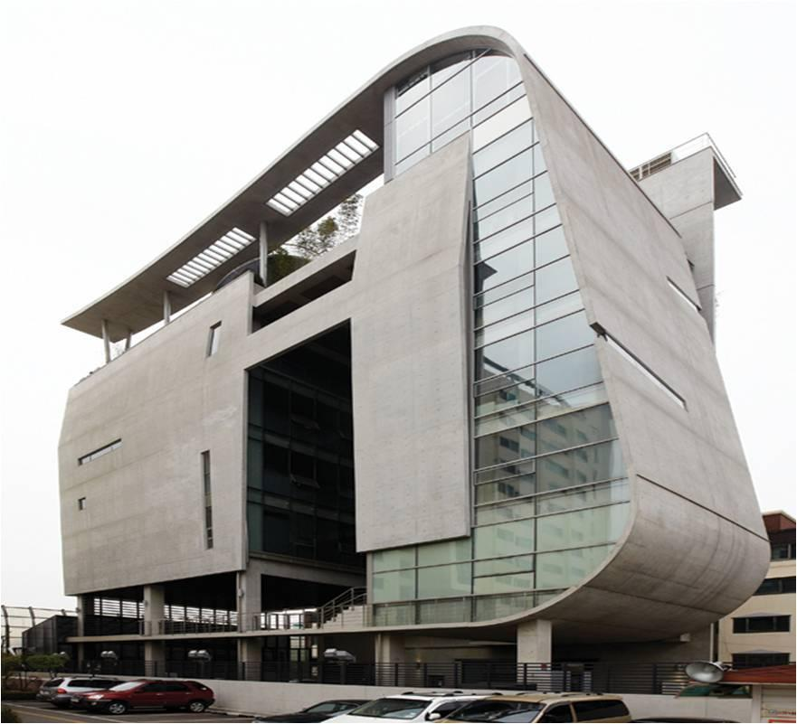 YG Entertainment Building YG사옥 in Seoul, South Korea ...
