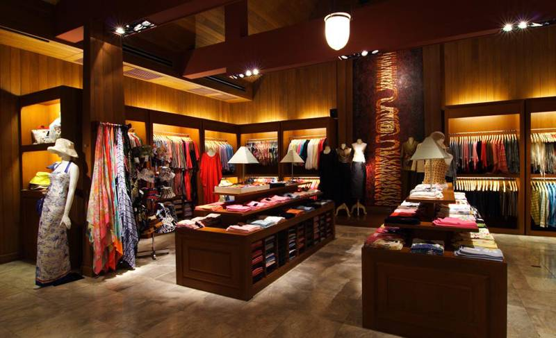Jim Thompson Main Store In Bangkok Thailand Trazy Your