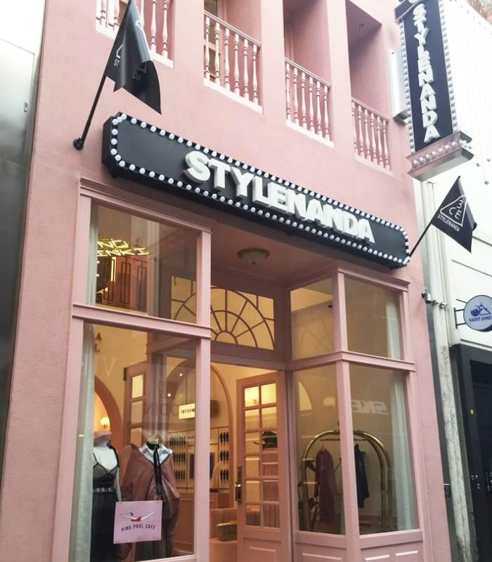 Stylenanda pink hotel bangkok price